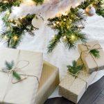 クリスマスツリー下の部分に敷くもので隠すおしゃれなスカートやレンガとは?